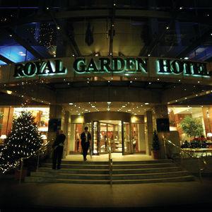 Hotel Royal Garden London in London United Kingdom